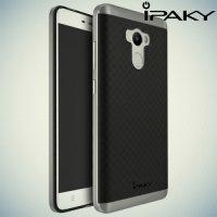 IPAKY противоударный чехол для Xiaomi Redmi 4 - Серый