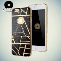 JLW Дизайнерский чехол для iPhone 6S / 6 - Золотые линии