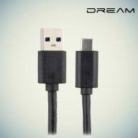 Кабель USB Type-C Черный Dream