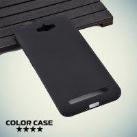 Кейс накладка для ASUS ZenFone Max ZC550KL - Черный