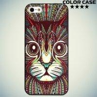 Кейс накладка для iPhone 6S - с рисунком Кот