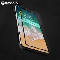 Mocolo Изогнутое 3D защитное стекло для iPhone X на весь экран