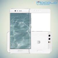 Mocolo Защитное стекло для Huawei Honor 7X на весь экран - Белый