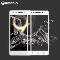 Mocolo Защитное стекло для Lenovo K8 Note на весь экран - Белый
