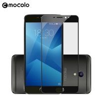 Mocolo Защитное стекло для Meizu M6 на весь экран - Черный