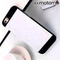 MOTOMO металлический алюминиевый чехол для iPhone 6S / 6 - Серебряный