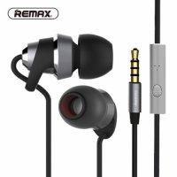 Наушники гарнитура с микрофоном Remax RM-585 Черные