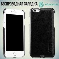 NILLKIN N-JARL Кожаный чехол с беспроводной зарядкой для iPhone 6S / 6