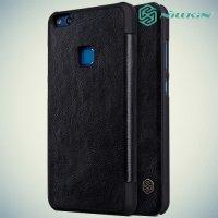 Nillkin Qin Series чехол книжка для Huawei P10 Lite - Черный