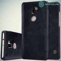 Nillkin Qin Series чехол книжка для Xiaomi Mi 5s Plus - Черный