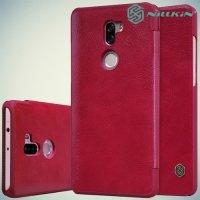 Nillkin Qin Series чехол книжка для Xiaomi Mi 5s Plus - Красный