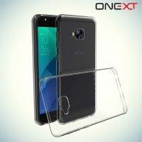 OneXT Прозрачный силиконовый чехол для Asus Zenfone 4 Selfie ZD553KL / Live ZB553KL