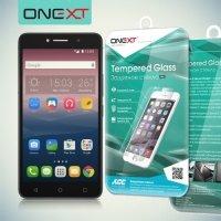 OneXT Закаленное защитное стекло для Alcatel PIXI 4 (6) 8050D