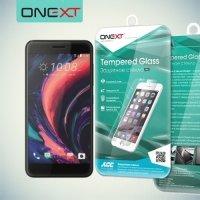 OneXT Закаленное защитное стекло для HTC One X10