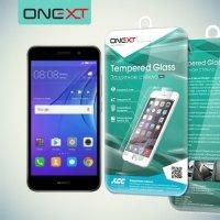OneXT Закаленное защитное стекло для Huawei Y3 2017