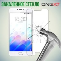 OneXT Закаленное защитное стекло для Meizu M3 Note