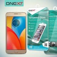 OneXT Закаленное защитное стекло для Moto E4 Plus