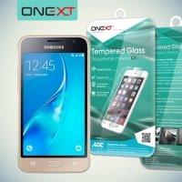 OneXT Закаленное защитное стекло для Samsung Galaxy J1 2016 SM-J120F