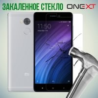 OneXT Закаленное защитное стекло для Xiaomi Redmi 4