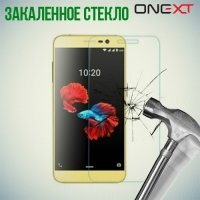 OneXT Закаленное защитное стекло для ZTE Blade A910