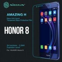 Противоударное закаленное стекло на Huawei Honor 8 Nillkin Amazing H