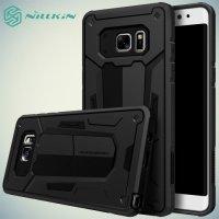 Противоударный чехол NILLKIN Defender II для Samsung Galaxy Galaxy Note 7 N930 - Черный