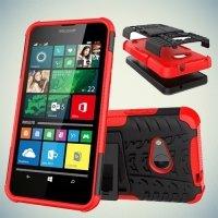 Противоударный защитный чехол для Microsoft Lumia 550 - Красный