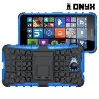 Противоударный защитный чехол для Microsoft Lumia 650 - Синий