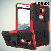 Противоударный защитный чехол для Xiaomi Mi 5s Plus - Красный