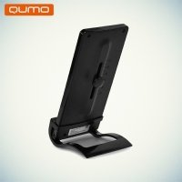 QUMO Qi Stand Charger беспроводная зарядка для смартфонов