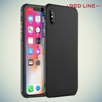 Red Line Extreme противоударный чехол для iPhone X - Черный