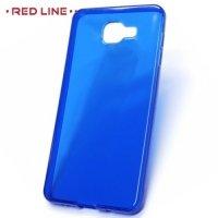 Red Line силиконовый чехол для Samsung Galaxy A3 2017 - Синий