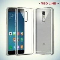 Red Line силиконовый чехол для Xiaomi Redmi Note 4 - Прозрачный