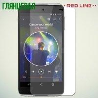 Red Line защитная пленка для Alcatel Idol 4 6055K