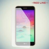 Red Line защитная пленка для LG K10 2017 M250 на весь экран