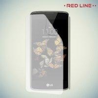 Red Line защитная пленка для LG K8 2017 X300 на весь экран