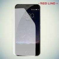 Red Line защитная пленка для Meizu m3s mini на весь экран