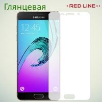 Red Line защитная пленка на весь экран для Samsung Galaxy A3 2016 SM-A310F