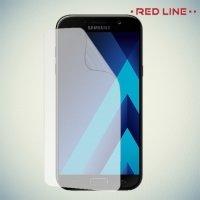 Red Line защитная пленка для Samsung Galaxy A7 2017 SM-A720F на весь экран