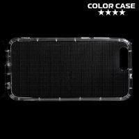 Силиконовый чехол для ASUS ZenFone 4 Max ZC554KL противоударный - Прозрачный