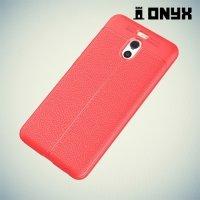 Силиконовый чехол под кожу для Meizu M6 Note - Красный