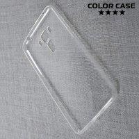 ColorCase Тонкий прозрачный чехол для Asus ZenFone 3 Laser ZC551KL