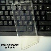 Тонкий силиконовый чехол для Asus ZenFone 3 Zoom ZE553KL - Прозрачный