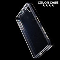 Силиконовый чехол для Sony Xperia X Performance - Прозрачный