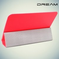 Универсальный чехол для планшета 8 дюймов Dream тонкий - Розовый