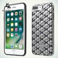URBAN KNIGHT Защитный чехол для iPhone 7 Plus - Серебряный