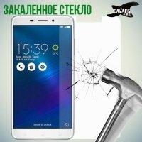 Закаленное защитное стекло для Asus ZenFone 3 Laser ZC551KL