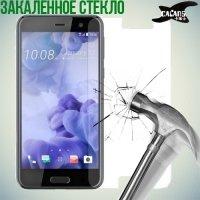Закаленное защитное стекло для HTC U Play