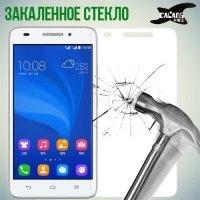Закаленное защитное стекло для Huawei Y6