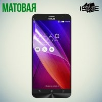 Защитная пленка для ASUS ZenFone 2 ZE550ML ZE551ML ISME - Матовая